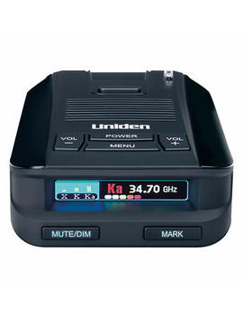Uniden Dfr9 Radar Detector Bundle by Uniden