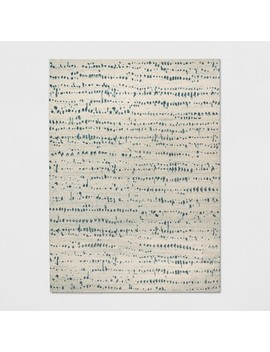 Woven Fleck Runner Rug Cream   Project 62™ by Shop This Collection
