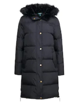 Iridescent Quilt   Down Coat by Lauren Ralph Lauren