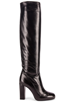 High Heeled Boots by Lemaire