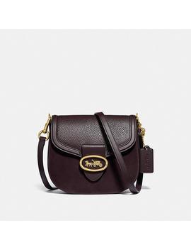 Kat Saddle Bag 20 by Coach