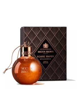 Bizarre Brandy Festive Bauble by Molton Brown