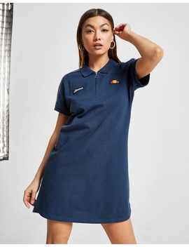 Ellesse Polo Shirt Dress by Jd Sports