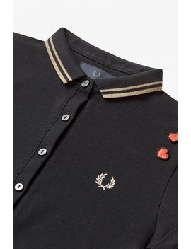 Amy Winehouse Fred Perry Shirt Dress by Fred Perry