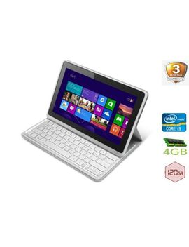Acer Iconia W701 2 In 1 Windows 10 Tablet Laptop Intel I3 1.90 G Hz 4 Gb 120 Gb by Acer