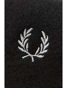Wool Beret by Fred Perry