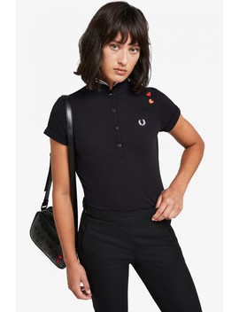 Amy Winehouse Foundation Amy Fred Perry Shirt by Fred Perry