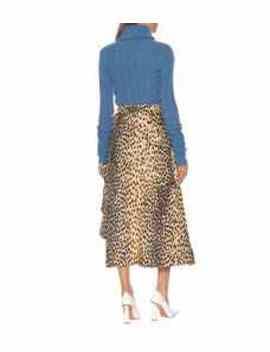 La Jupe Thika Midi Skirt by Jacquemus
