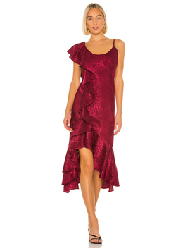 X Revolve Georgeta Dress by House Of Harlow 1960