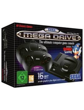 Sega Mega Drive Mini Retro Console125/6286 by Argos