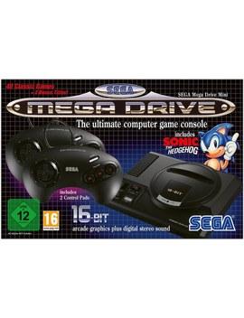 Sega Mega Drive Mini by Smyths