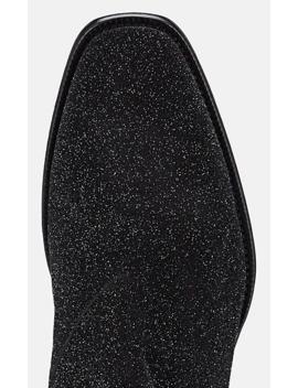 Glitter Boots by Alexander Mc Queen
