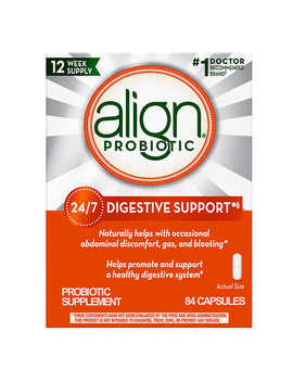 Align Daily Probiotic Supplement, 84 Capsules by Costco