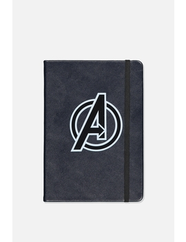 A5 Marvel Buffalo Journal by Cotton On