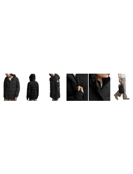 Alliston Packable Short Down Coat by Canada Goose