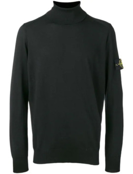 Turtle Neck Jumper by Stone Island
