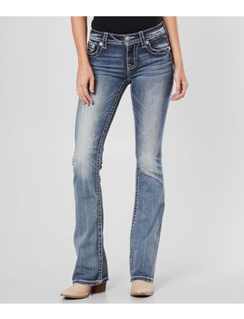 Mid Rise Boot Stretch Jean by Miss Me
