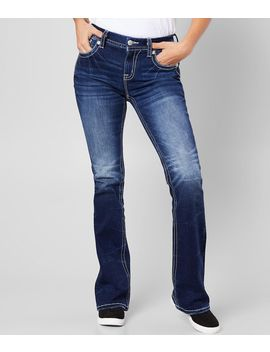 Mid Rise Easy Boot Stretch Jean by Miss Me
