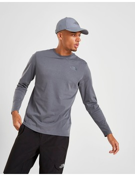 The North Face Core Long Sleeve T Shirt by Jd Sports