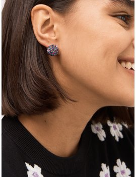 Brilliant Statement Studs by Kate Spade