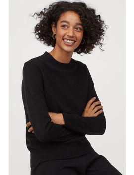 Пуловер от кашмир by H&M