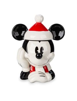 Mickey Mouse Holiday Cookie Jar | Shop Disney by Disney