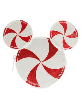 Mickey Mouse Peppermint Candy Pouch | Shop Disney by Disney