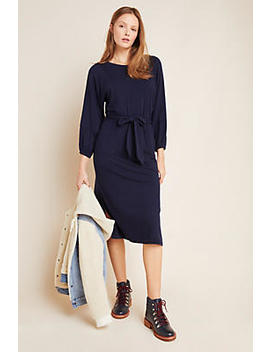 Thalia Midi Dress by Anthropologie