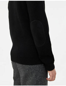 Rib Crew 5 G Sweater by Beams Plusbeams Plus