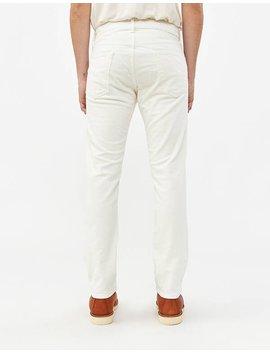 5 Pocket Tapered Corduroy Pant by Beams Plusbeams Plus