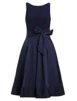 Cocktail Dress / Party Dress   Dark Blue by Lauren Ralph Lauren