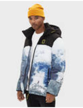National Geographic Puffer Jacket by Bershka
