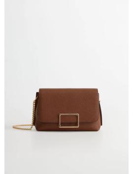 Chain Handle Bag by Mango