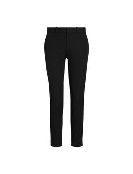 Bi Stretch Twill Trouser by Ralph Lauren
