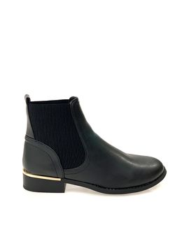 Black Chelsea Ankle Boots by Select