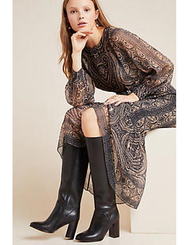Jeffrey Campbell Bridle Knee High Boots by Jeffrey Campbell