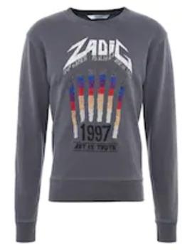Steeve Overdyed   Sweatshirt by Zadig & Voltaire