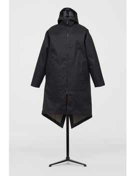 Printed Parka by H&M