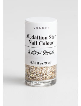 Medallion Star Nail Polish by & Other Stories