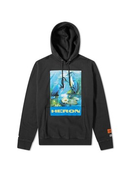 Heron Preston Heron Pop Over Hoody by End.