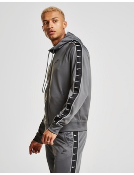 Nike Tape Full Zip Hoodie by Jd Sports