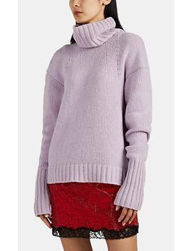 Wool Blend Turtleneck Sweater by Philosophy Di Lorenzo Serafini