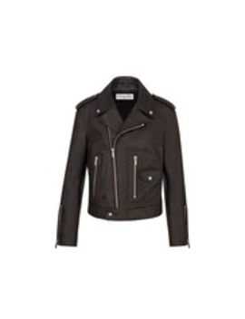 Leather Biker Jacket by Dior