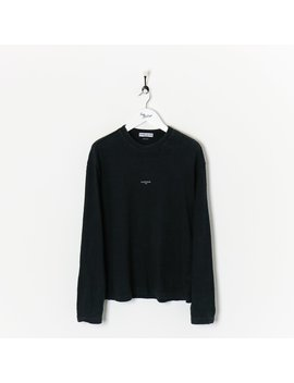 Stone Island Lightweight Sweatshirt Black Large by Stone Island