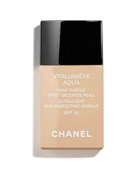 Chanel VitalumiÈre Aqua Ultra Light Skin Perfecting Makeup Spf 15 30ml  by Chanel