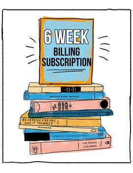 Life's Library 2020 Subscription **Pay Every 6 Weeks** by Vlogbrothers
