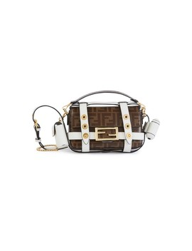 Mini Baguette Hand Bag by Fendi