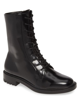 Brant Lace Up Boot by Steve Madden