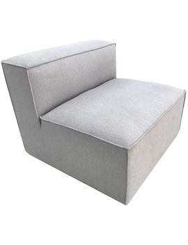 Modular Sofa, Light Grey Modular Sofa, Light Grey by At Home