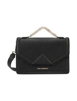K/Klassik Shoulderbag by Karl Lagerfeld